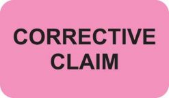 Corrective Claim