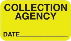 Communication Label Fl Chart/Bk Collection Agency