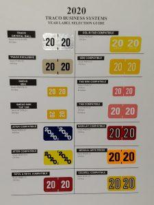 year code flyer 2020