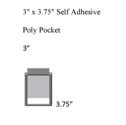 9072 Poly pocket