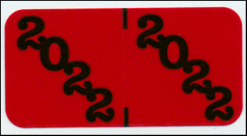 Jeter 2022 Year code label