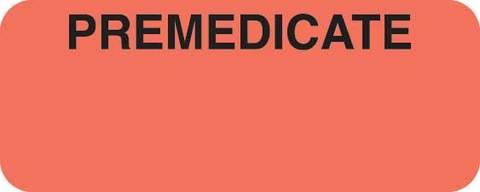 Premedicate