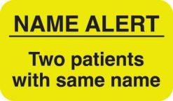 Name Alert