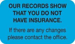 Our Records Show
