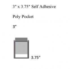 9072 Poly pocket
