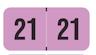 R&R-21 Year code LAbel