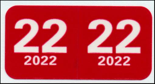 col-r-tab 2022 year code label